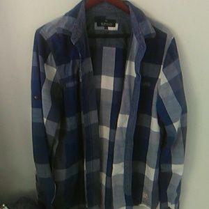Buffulo button up shirt lg